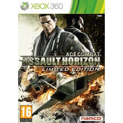 Ace Combat Assault Horizon Limited Edition Xbox 360 (használt)
