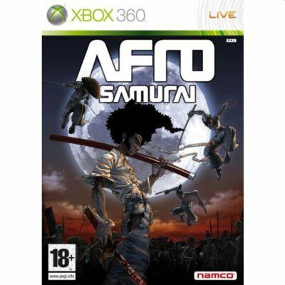 Afro Samurai Xbox 360 (használt)