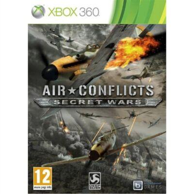 Air Conflicts Secret Wars Xbox 360 (használt)