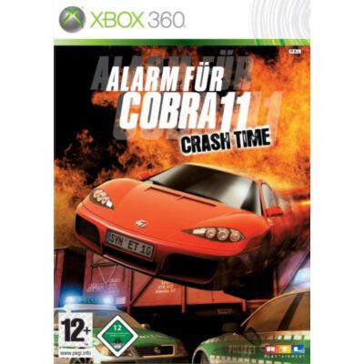 Alarm Für Cobra 11 Crash Time Xbox 360 (használt)
