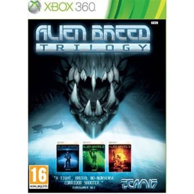 Alien Breed Trilogy Xbox 360 (használt)