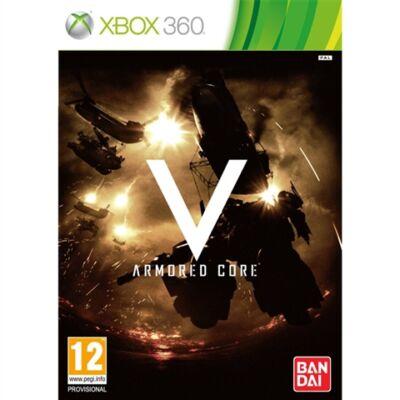 Armoured Core V Xbox 360 (használt)