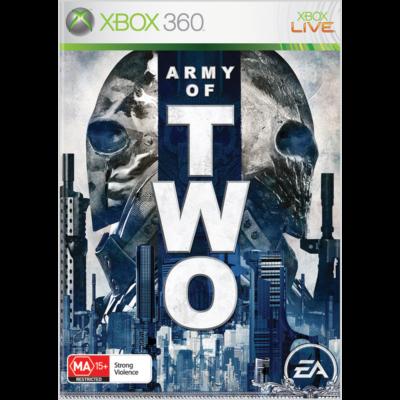 Army of Two Xbox One Kompatibilis Xbox 360 (használt)