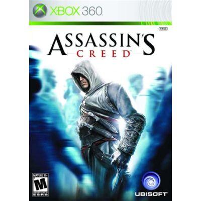 Assassin's Creed + 30 cm magas Altaïr szobor Xbox 360 (használt)