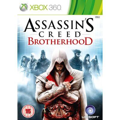 Assassin's Creed Brotherhood Xbox One Kompatibilis Xbox 360 (használt)
