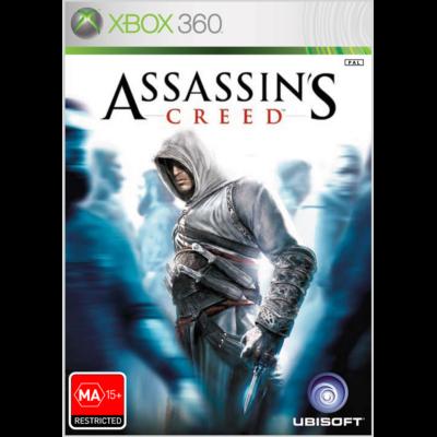 Assassin's Creed Xbox One Kompatibilis Xbox 360 (használt)