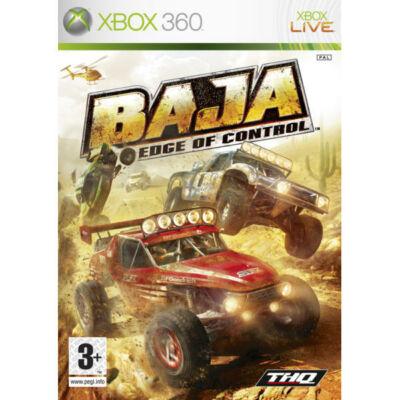Baja: Edge of Control Xbox 360 (használt)