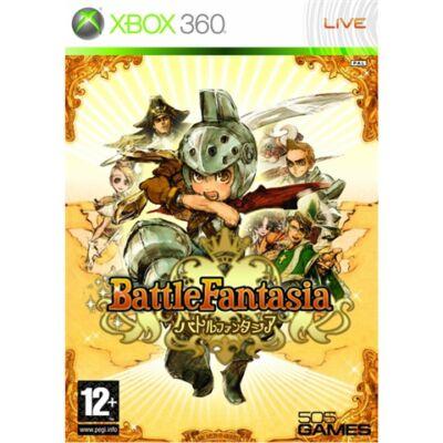 Battle Fantasia Xbox 360 (használt)