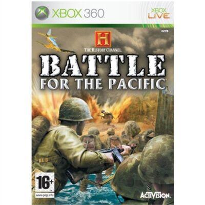 Battle For The Pacific Xbox 360 (használt)