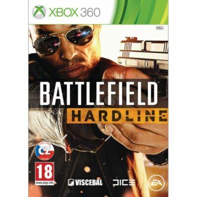 Battlefield Hardline Xbox 360 (használt)