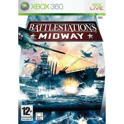 Battlestations Midway Xbox 360 (használt)