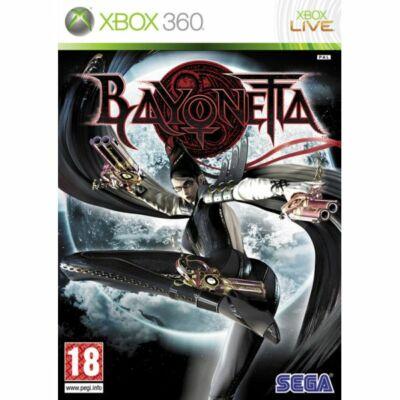 Bayonetta Xbox One Kompatibilis Xbox 360 (használt)