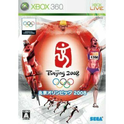 Beijing Olympics 2008 Xbox 360 (használt)