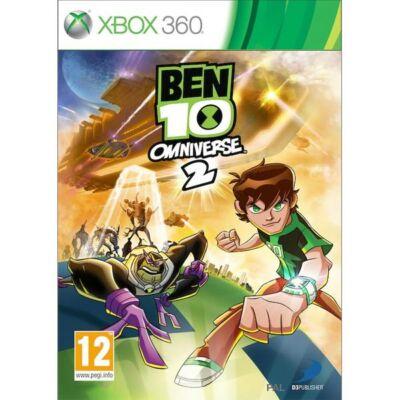 Ben 10 Omniverse 2 Xbox 360 (használt)