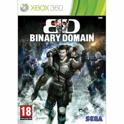 Binary Domain Xbox 360 (használt)