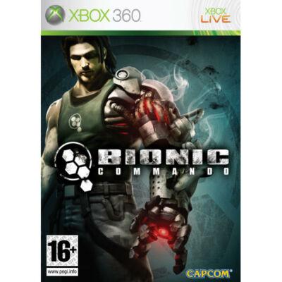 Bionic Commando Xbox 360 (használt)