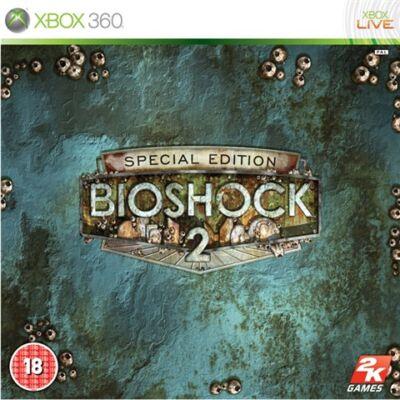 Bioshock 2 Special Edition Xbox 360 (használt)