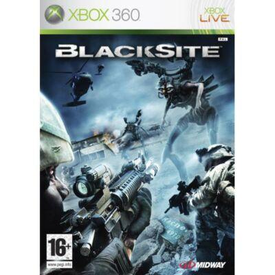 BlackSite Xbox 360 (használt)