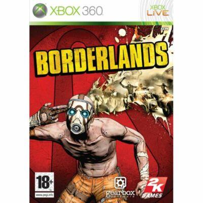 Borderlands Xbox One Kompatibilis Xbox 360 (használt)