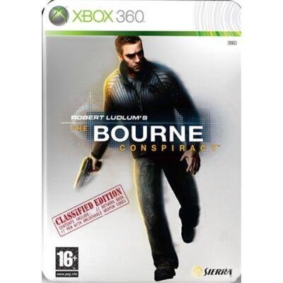 Bourne Conspiracy Classified Edition Xbox 360 (használt)