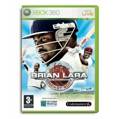 Brian Lara Cricket 2007 Xbox 360 (használt)