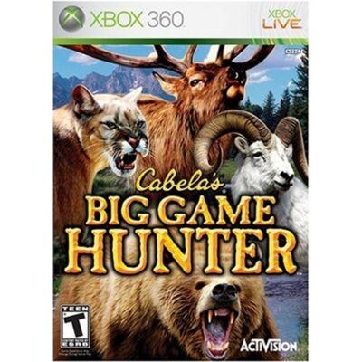 Cabela's Big Game Hunter 2008 Xbox 360 (használt)