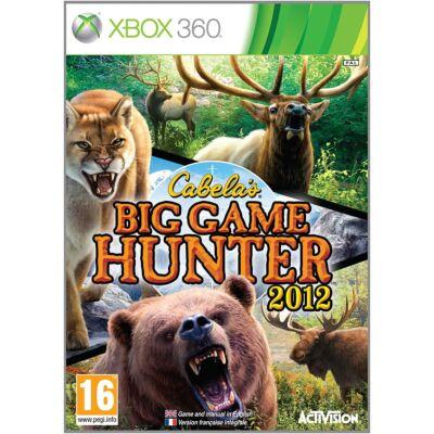 Cabela's Big Game Hunter 2012 Xbox 360 (használt)