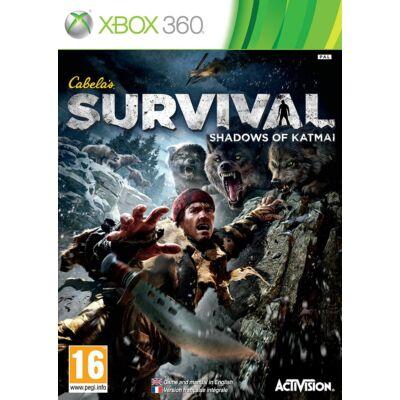 Cabela's Survival Shadows of Kathmai Xbox 360 (használt)