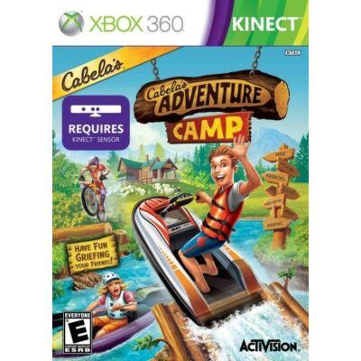 Cabela's Adventure Camp Xbox 360 (használt)
