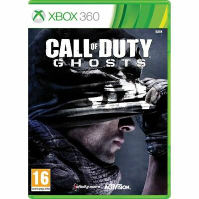 Call of Duty Ghosts Xbox One Kompatibilis Xbox 360 (használt)