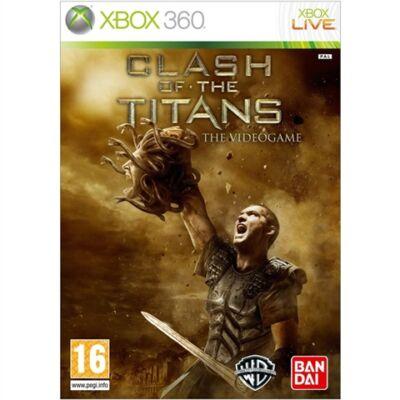 Clash of the Titans Xbox 360 (használt)