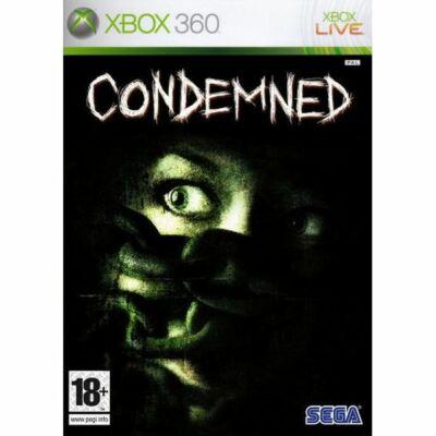 Condemned Xbox One Kompatibilis Xbox 360 (használt)