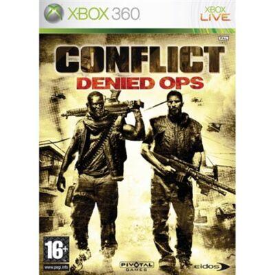 Conflict Denied Ops Xbox 360 (használt)