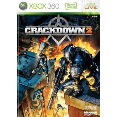 Crackdown 2 Xbox 360 (használt)