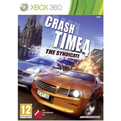 Crash Time 4 Xbox 360 (használt)