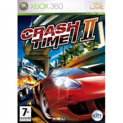 Crash Time II (2) Xbox 360 (használt)