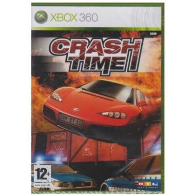 Crash Time Xbox 360 (használt)