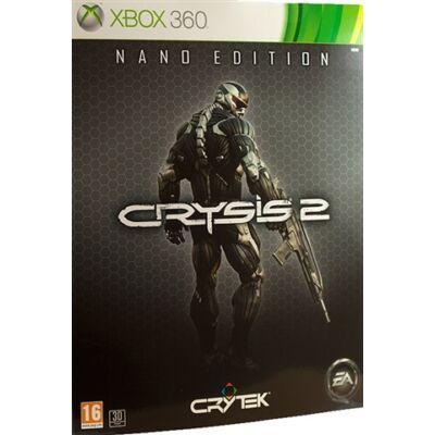 Crysis 2 Nano Edition Xbox 360 (használt)