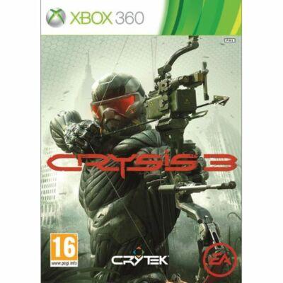 Crysis 3 Xbox One Kompatibilis Xbox 360 (használt)