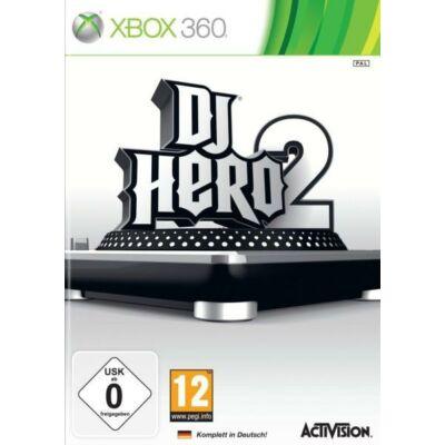 DJ Hero 2 Xbox 360 (használt)