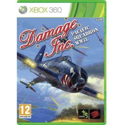 Damage Inc. Pacific Squadron WWII Xbox 360 (használt)