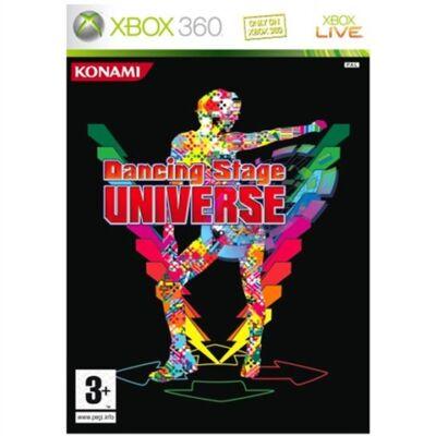 Dancing Stage Universe (No Mat) Xbox 360 (használt)