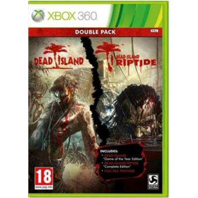 Dead Island - Double Pack Xbox 360 (használt)