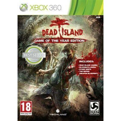Dead Island Game of The Year Edition Xbox 360 (használt)