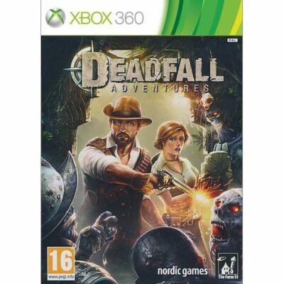 Deadfall Adventures Xbox One Kompatibilis Xbox 360 (használt)