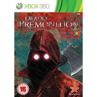 Deadly Premonition Xbox 360 (használt)