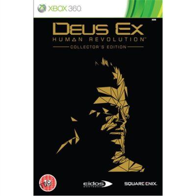 Deus Ex Human Revolution CE Xbox 360 (használt)