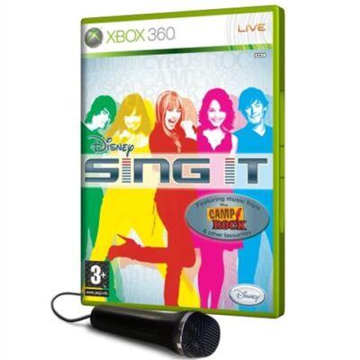 Disney Sing It + Microphone Xbox 360 (használt)