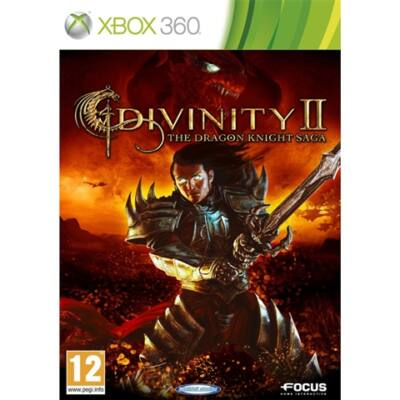 Divinity 2 The Dragon Knight Saga Xbox 360 (használt)