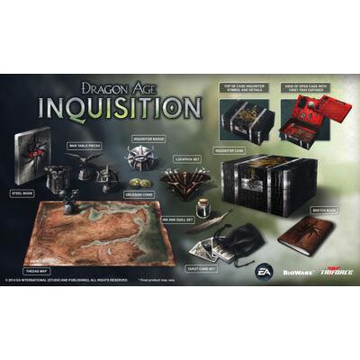 Dragon Age Inquisition - Inquisitor's Edition Xbox 360 (használt)